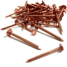 TIMco COPPER CLOUT ROOFING NAILS / TREE STUMP KILLERS 25mm 30mm 40mm 50mm 65mm