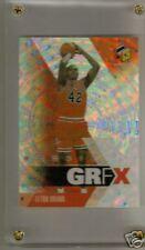 Elton Brand 99-00 RC UD HoloGrFX #61 Clippers Duke