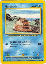 Pokemon n° 79/111 - MARCACRIN - 40PV