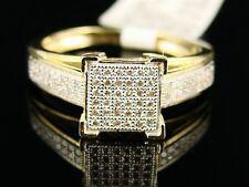 Womens Ladies Bridal Engagement Princess Diamond Ring
