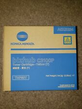 Konica Minolta TNP50Y Original Toner Cartridge - Yellow