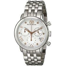 88 Rue du Rhone Ladies  87WA130034 Chronograph Stainless Steel Watch $775