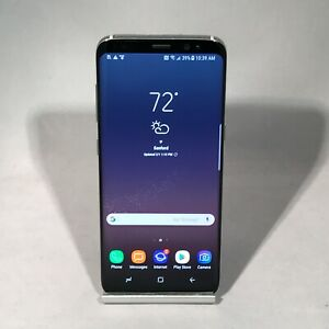 Samsung Galaxy S8 64GB Arctic Silver Verizon Locked Mint Condition