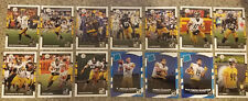 2017 STEELERS 30 Card Lot w/ DONRUSS Team Set 20 CURRENT Players (4) '17 RC