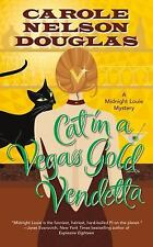 Cat in a Vegas Gold Vendetta (Midnight Louie Mysteries)