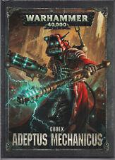Warhammer 40K Codex - Adeptus Mechanicus  New/Sealed