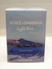 *Dolce & Gabbana - Light Blue Homme Discover Vulcano EdT Spray 125ML Neu & OVP*