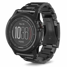 Garmin Fenix 3 HR Titanium GPS Watch | 010-01338-7B | AUTHORIZED GARMIN DEALER!