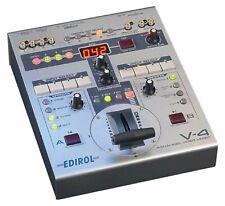 Roland Edirol V-4 4 Channel Video Mixer/Effects/Switcher