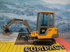 1/35  Joal (Spain)   JCB 801 Mini Excavator   #162
