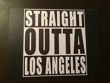 """Straight Outta Los Angeles"" -collectors postcard"