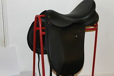 "IDEAL VSD Saddle  on Roella Tree 17"" MW. Sat in ONCE! SPECIAL OFFER. BARGAIN!"