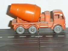 Vintage 1960's  No.26 Foden Cement Mixer Made in England by Lesney
