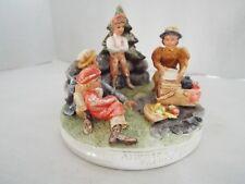 "Sebastian Miniatures America Remembers Collection "" Family Picnic "" 1981"