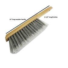 Bench Brush, 7-Inch Brush, 14-Inch Masonry, Janitorial, Industrial Poly #11202