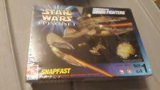 Snapfast Star Wars Droid Fighters Model Kit Skill Level 1 8+ Brand New Sealed