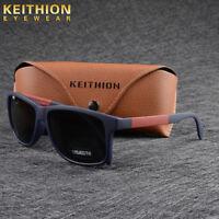 TR90 Frame New Men's Sunglasses Polarized Retro Driving Fashion Eyewear Square