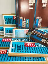 More details for peco left right hand point  lima 6832 6831 6801 various o gauge track