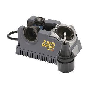 Drill Doctor Drill Bit Sharpener for Split-Point Bits Model# DD500X