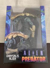 Alien vs. Predator ~ CHRYSALIS ALIEN ACTION FIGURE ~ NECA AVP Aliens Arcade