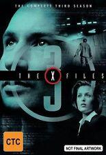 The X Files : Season 3 : Part 1 - (4-Disc Set) - NEW DVD - Region 4