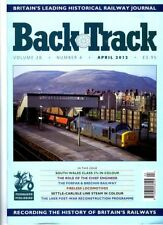Back Track Rail Monthly Transportation Magazines in English
