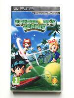 Everybody's Tennis - Jeu Sony PSP - Version promo / presse - PAL