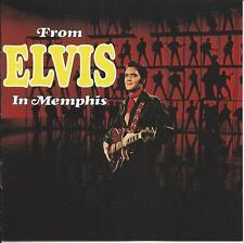 ELVIS PRESLEY - FROM ELVIS IN MEMPHIS CD