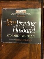 The Power of a Praying Husband (Audiobook CDs) Stormie Omartian [NEW]