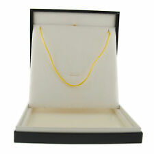 Montblanc Star Collection Satin & Sterling Silver Necklace 38512