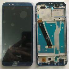 TOUCH SCREEN + LCD DISPLAY + FRAME HUAWEI HONOR 9 LITE LLD-L31 AL00 AL09 BLU GLS