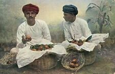 India Ethnic Postcard