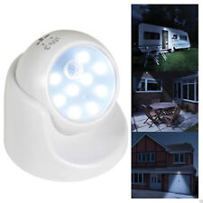 LYYT 154.846 Compact and Bright Battery Powered LED Motion Sensor Light - White