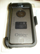 Otterbox Defender For iPhone 5/5S/SE Black Case and Holder