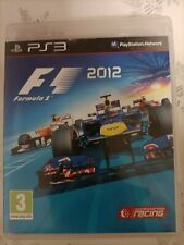 PS3 / Sony Playstation 3 game - F1 / Formula One 2012 [Standard] EN/GER boxed