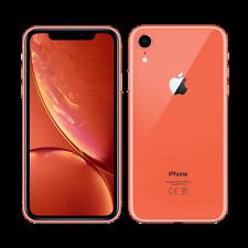 Apple iPhone XR 64GB completamente DESBLOQUEADO (GSM + Cdma) - Mobile Verizon Coral AT&T T
