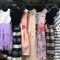 Jona Michelle Girls Formal Party Dresses - VARIOUS SIZES
