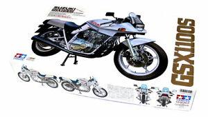 Tamiya Motorcycle Model 1/6 Motorbike Suzuki GSX1100S (Big Scale) Hobby 16025