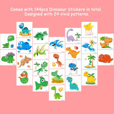 Dinosaur Stickers Party Favors Temporary Tattoos Party Supplies for Boys Girls