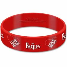 BEATLES Wristband Bracelet Braccialetto OFFICIAL MERCHANDISE
