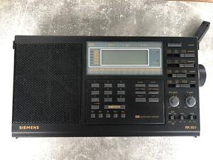 Siemens Radio RK 651