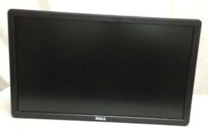 Dell E2014Hf Monitor 20 Zoll LCD Bildschirm HD 1600 x 900 16:9 Widescreen