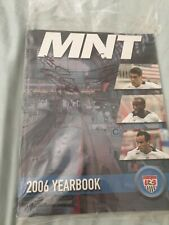 *Usa Soccer McBride Dempsey World Cup Ultra Rare Signed Yearbook Jersey Mls*