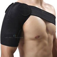 Magnetic Neoprene Shoulder Dislocation Injury Arthritis Pain Support Strap Brace