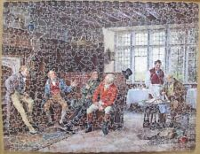 VINTAGE VICTORY SUPERCUT 700 PIECE WOODEN JIGSAW PUZZLE - CULINARY (PERIOD)