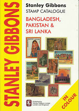 STANLEY GIBBONS 2005 BANGLADESH PAKISTAN SRI LANKA STAMP CATALOGUE 1st Edition