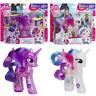 2 My Little Pony Explore Equestria Sparkle Bright Princess Celestia & Twilight