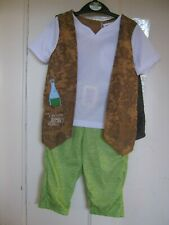 ROALD DAHL THE BFG FANCYDRESS/DRESSING UP COSTUME CHILDS 3-4 YEARS NEW BNWT GIFT