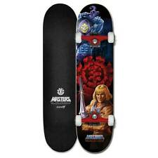 """Element Skateboard Complete Masters of the Universe Nemesis 7.7"""""""
