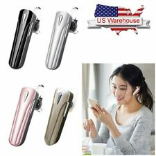 Bluetooth Headset Wireless Earphone with Mic for Lg G6 G7 G8 Stylo 4 5 6 Samsung